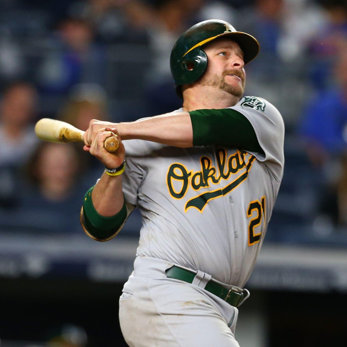 Steven Vogt - My Life as a Major League Baseball player
